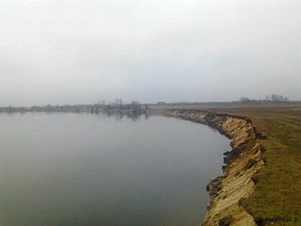 rzeka Bug Kiełpiniec marzec 2015