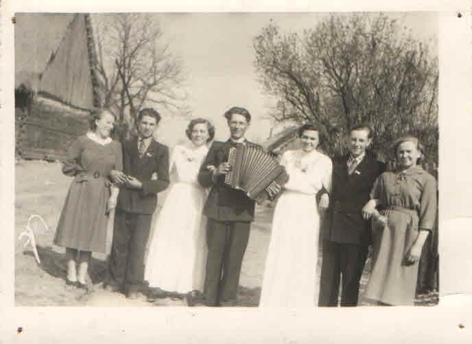 wesele z dawnych lat