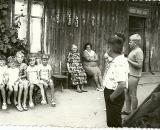 Rodzina Kowalczuków z Kiełpińca na wakacjach