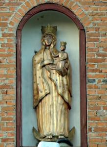 Kiełpiniec kaplica