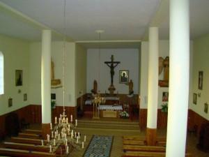 kaplica kiełpiniec