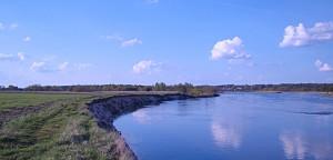 NPK rzeka Bug Kiełpiniec
