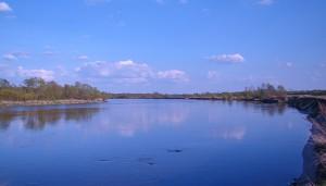 rzeka Bug Kiełpiniec