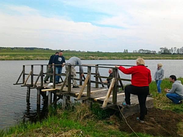 pomost Kiełpiniec
