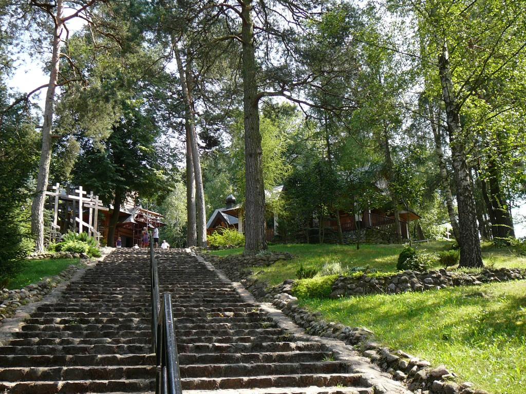 Święta Góra Grabarka - Cerkiew