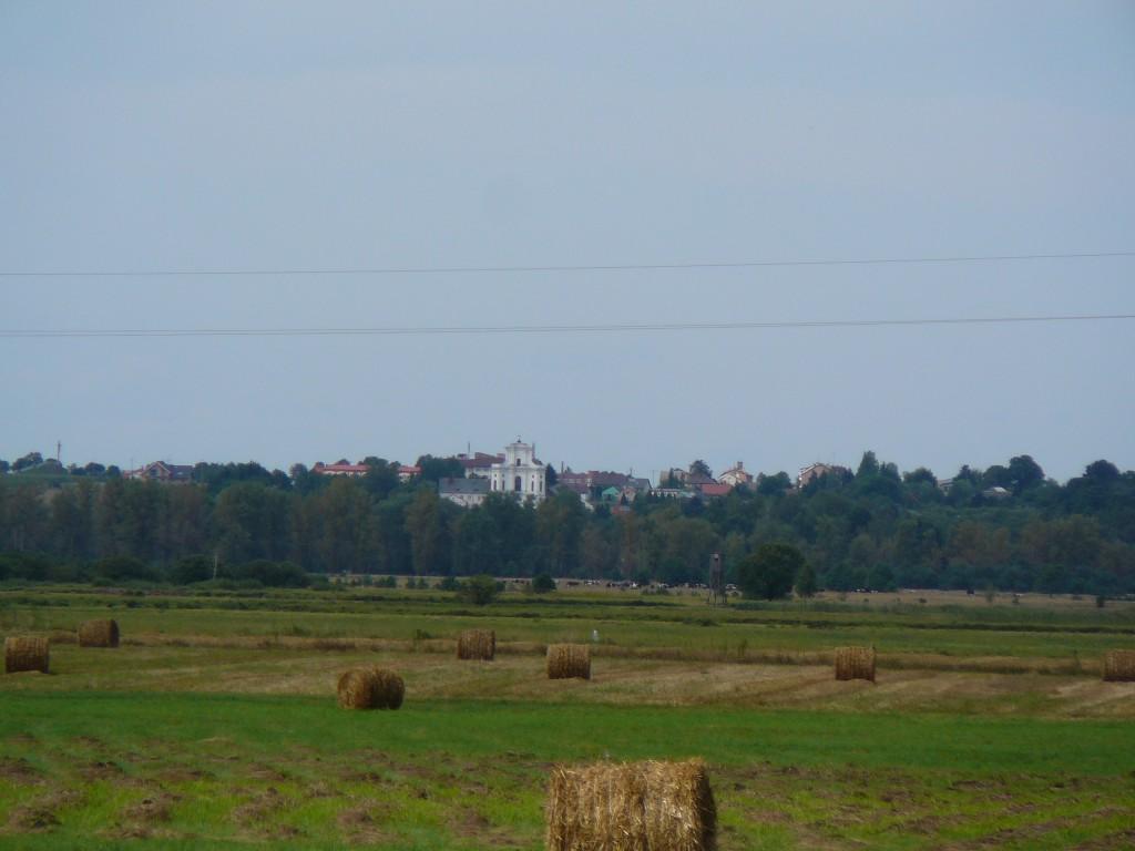 widok na Drohiczyn