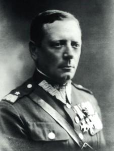 Generał Franciszek Kleeberg (1888-1941).