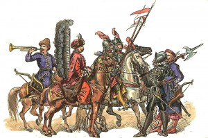 Żołnierze polscy 1588-1632.