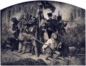 powstanie styczniowe kalendarium historii polski