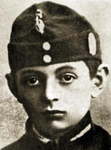 Antoś Petrykiewicz – najmłodszy kawaler orderu Virtuti Militari.