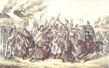 bitwa Węgrów