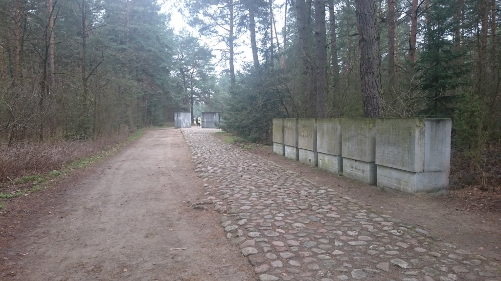 treblinka muzeum droga