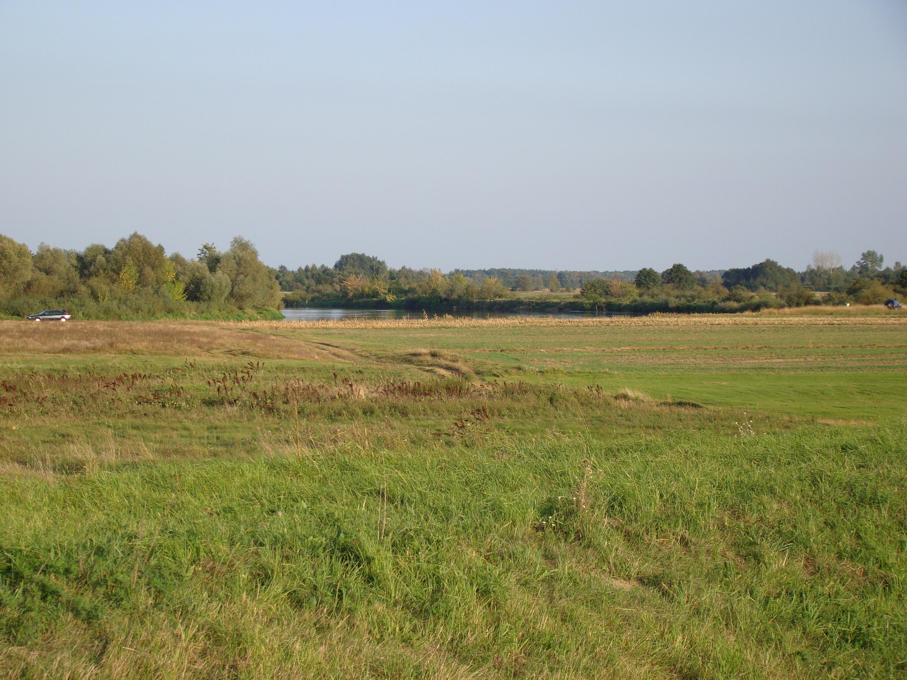 nadbuzanski park krajobrazowy rzeka bug