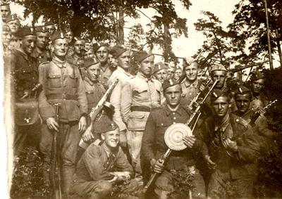 6-brygada AK kpt Młota 1946