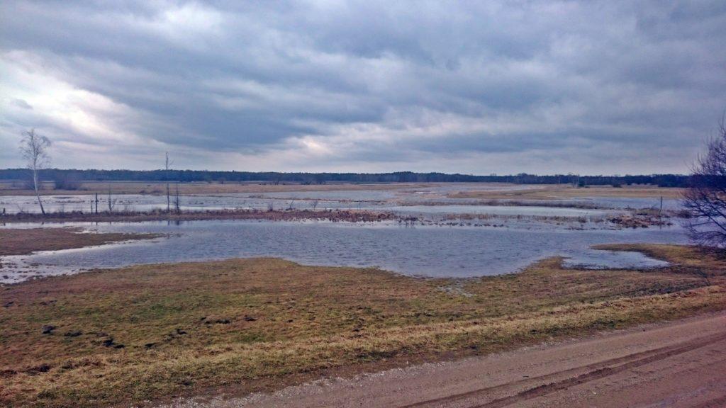stan wody na zagorzu