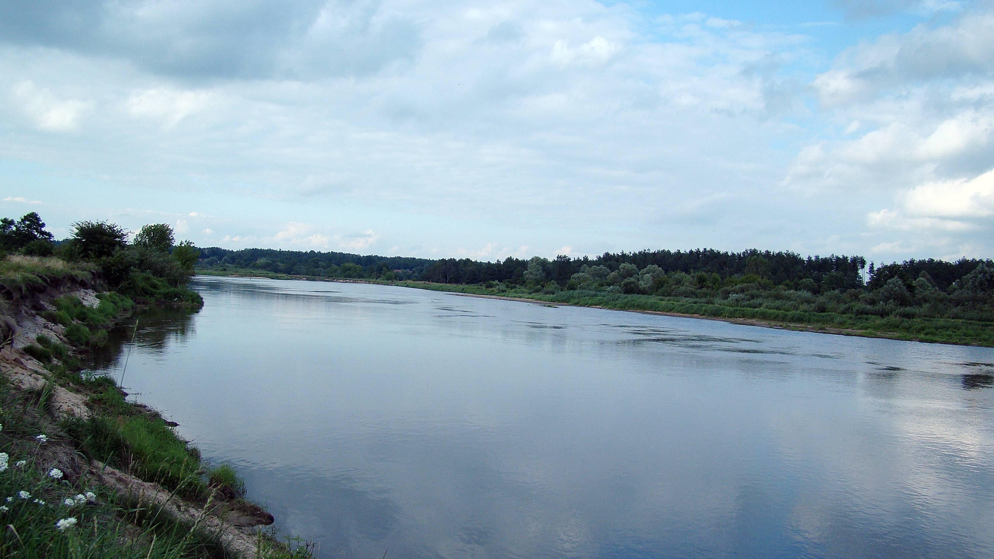 rzeka Bug w Kiełpińcu