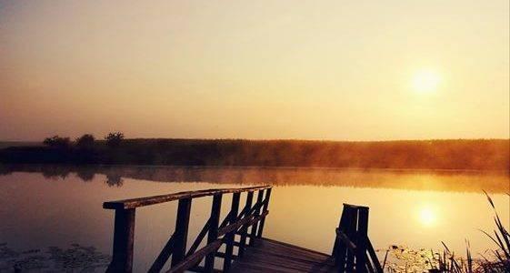 Nadbuzanski Park Krajobrazowy w kielpincu jako idealne miejsce na urlop