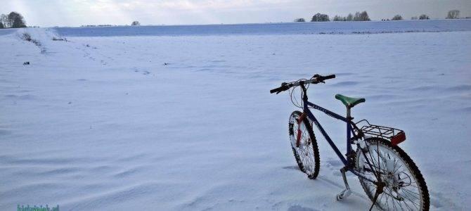 Nadbuzanski Park Krajobrazowy zimą