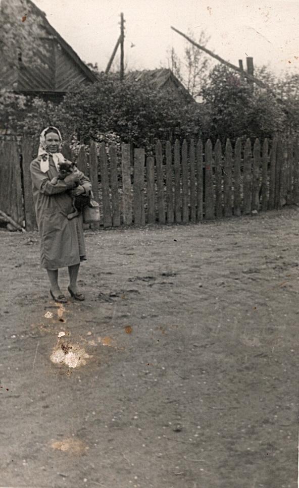 stare zdjecia życia na wsi