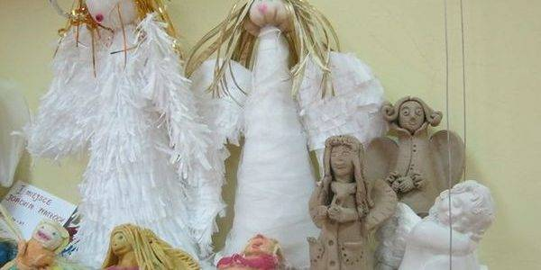 Konkurs Anioł Bożonarodzeniowy
